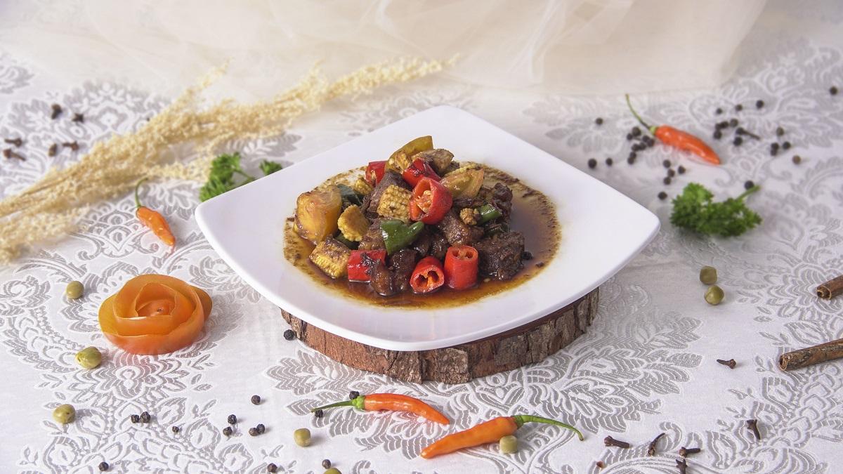 Asem Daging Lombok Kethok