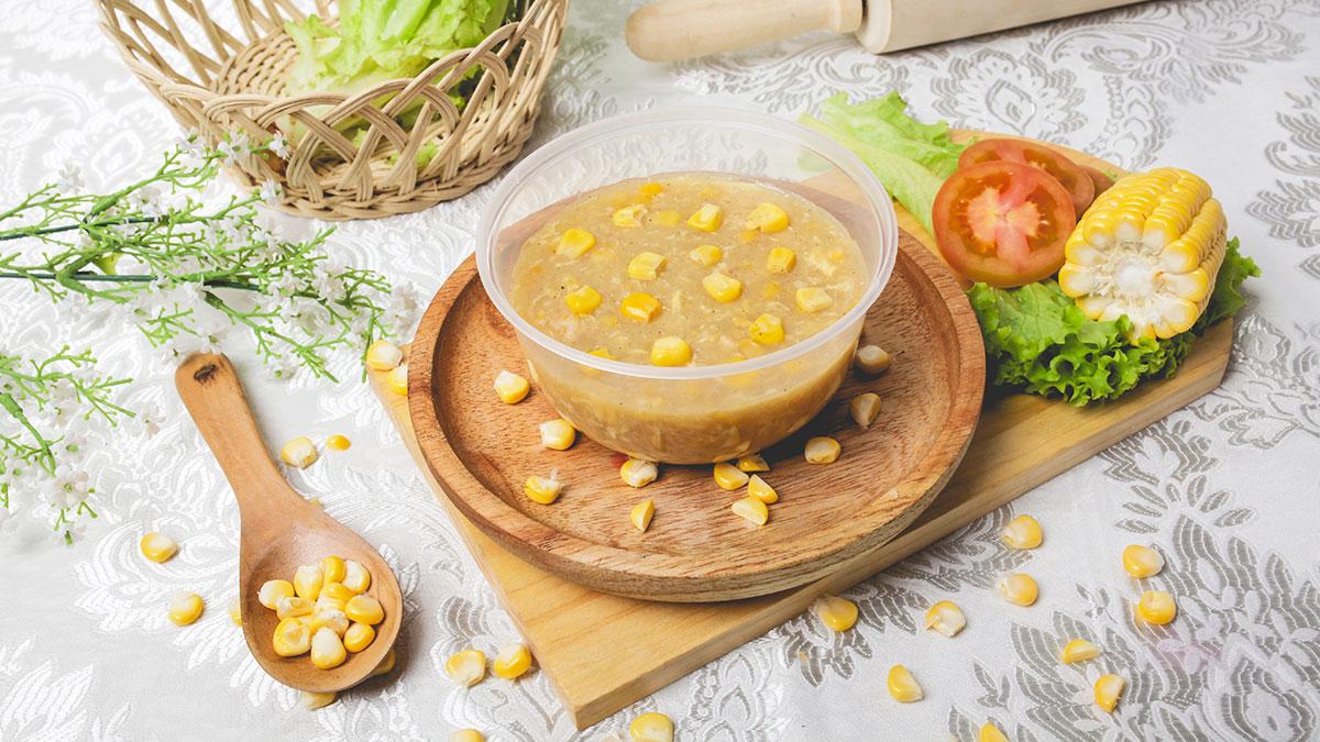 Sup Jagung 1 Porsi