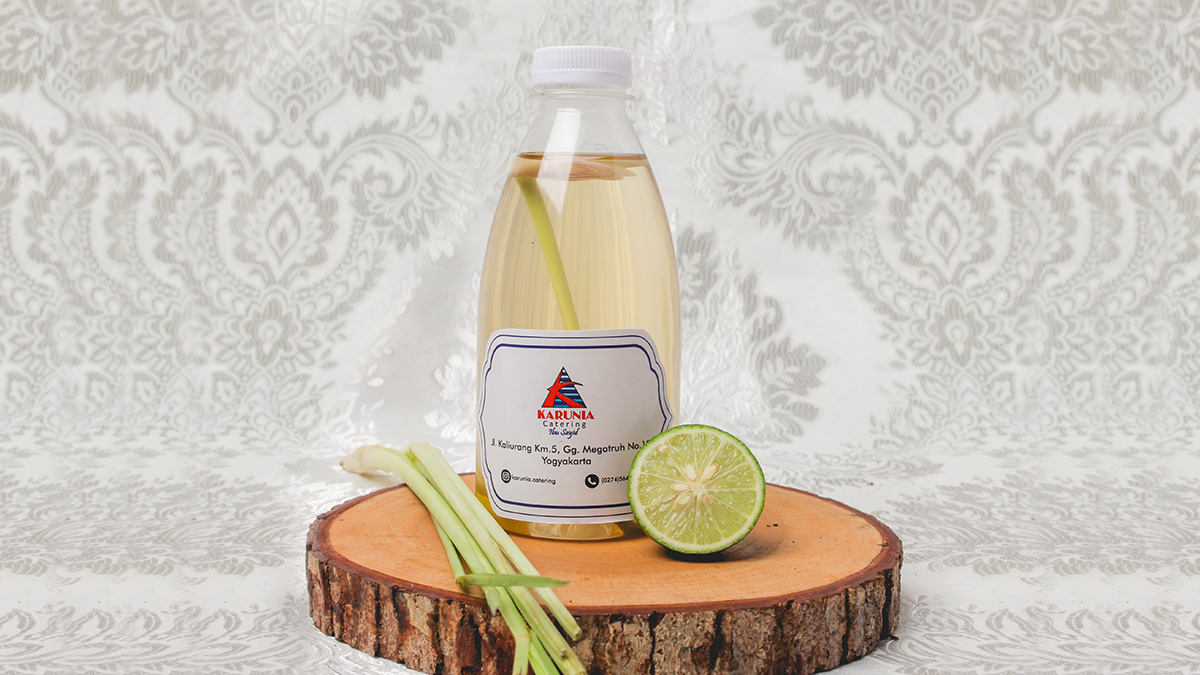 Wedang Sere Lime